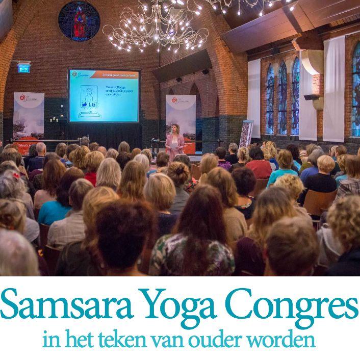 samsara congres ouder worden